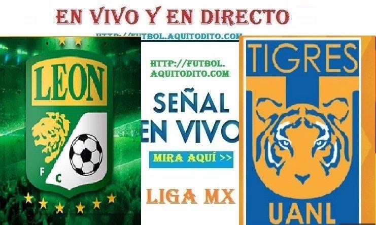 León FC vs Tigres UANL EN VIVO