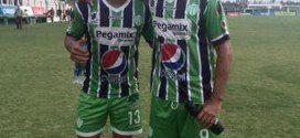 Oscar Isaula y Alejandro Galindo