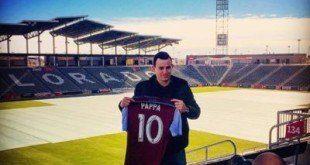 Marco Pablo Pappa jugará con el Colorado Rapids