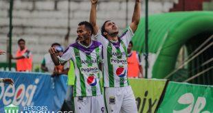 Antigua GFC derrotó al Deportivo Malacateco