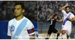 Carlos Ruiz se despide con 39 goles en la Selección de Guatemala.