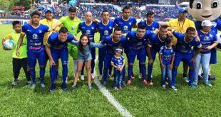 Cobán Imperial derroto al Deportivo Guastatoya