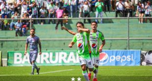 Antigua GFC 2-0 Deportivo Carcha