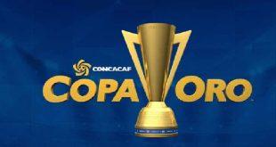Calendario de la Copa Oro 2019